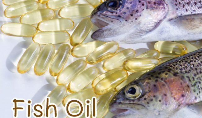 น้ำมันปลา Fish Oil