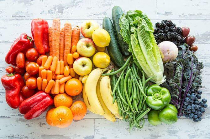 ผักผลไม้ 400 กรัม, ผักผลไม้ กินนิดเดียวไม่ได้เหรอ, ผักผลไม้, vegetable