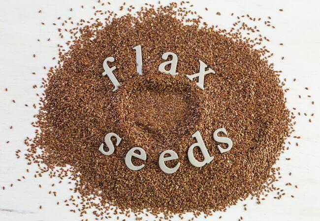เมล็ดแฟลกซ์, Flax seeds