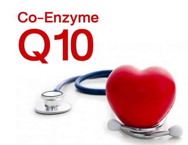 โคเอนไซม์ คิวเทน, Co-Enzyme Q10, ประโยชน์ของ โคเอนไซม์ คิวเทน