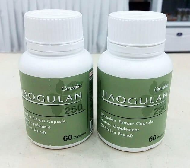 เจียวกู่หลาน กิฟฟารีน, giffarine jiaogulan-250, ลดน้ำตาลในเลือด, เบาหวาน, ลดไขมันในเลือด, ลดไขมันเกาะตับ