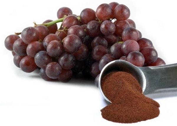 สารสกัดจากเมล็ดองุ่น, Grape Seed Extract