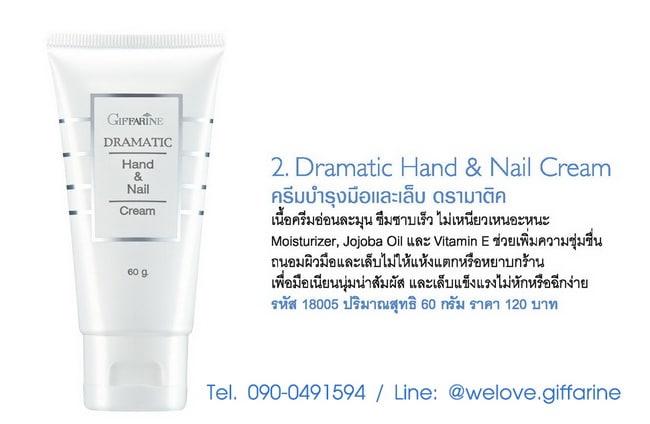 Dramatic Hand & Nail Cream