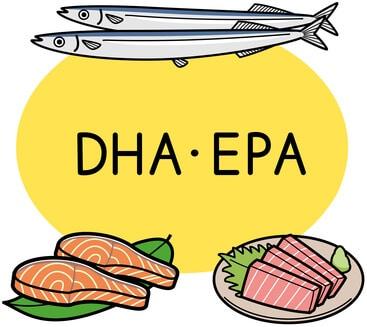 DHA and EPA